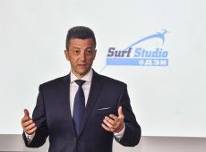 UBB and DZI open SurfStudio Innovation Lab