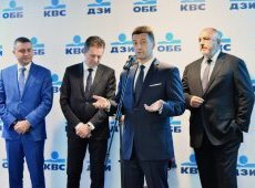 Prime Minister Borissov opened an office of the Belgian KBC Group in Varna with 300 new jobs