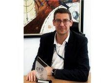 Кристоф Де Мил е финансов директор на годината