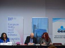 ОББ подписа споразумение с ЕИФ за гарантиране  на 70 млн. евро за търговско финансиране за българския бизнес