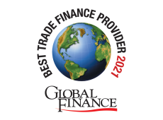 UBB AD distinguished by Global Finance as the Best Bulgarian Bank in Trade Finance for a third consecutive year